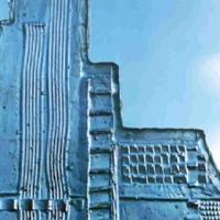 Schale 'Haus' (Detail) - 2002